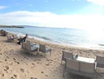 Aménagement de plage